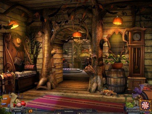 Screenshot for Evil Pumpkin: The Lost Halloween 4