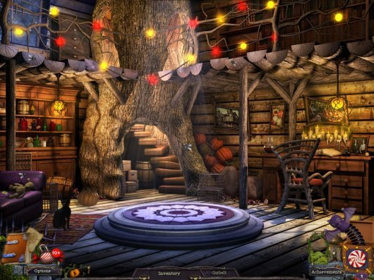 Screenshot for Evil Pumpkin: The Lost Halloween 3