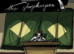 The Shopkeeper Box Cover