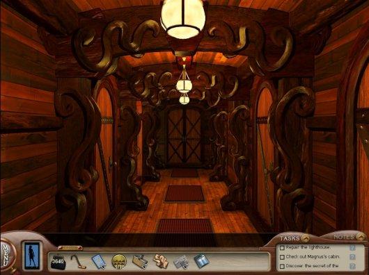 Screenshot for Nancy Drew: Sea of Darkness 5