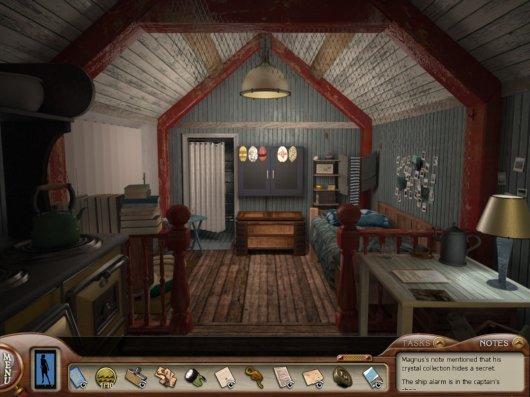Screenshot for Nancy Drew: Sea of Darkness 2