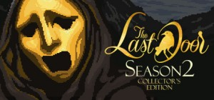 The Last Door: Season Two - Episode One: The Playwright Box Cover