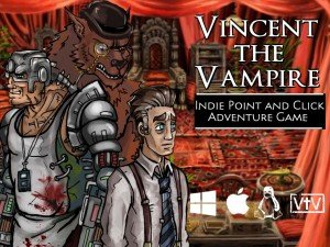 Vincent the Vampire Box Cover