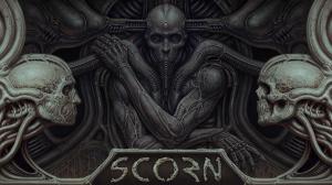 Scorn Box Cover
