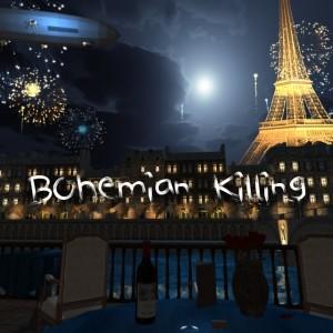 Bohemian Killing Box Cover