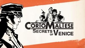 Corto Maltese: Secrets of Venice Box Cover