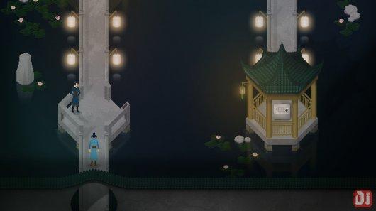 Screenshot for Detective Di: The Silk Rose Murders 3