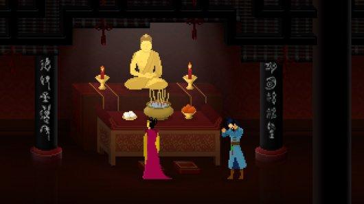 Screenshot for Detective Di: The Silk Rose Murders 5