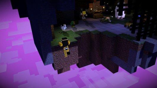 Screenshot for Minecraft: Story Mode 7
