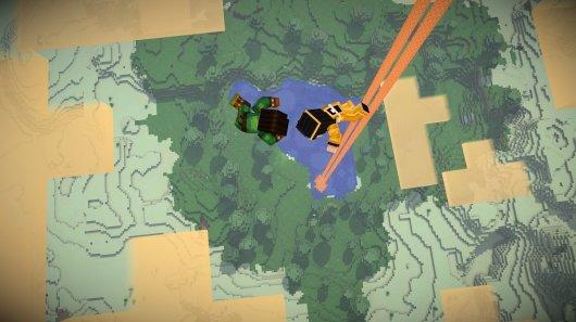 Screenshot for Minecraft: Story Mode 6