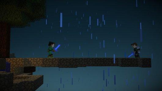 Screenshot for Minecraft: Story Mode 2