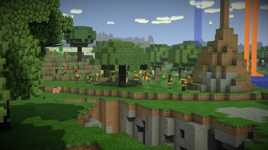 Screenshot for Minecraft: Story Mode 1