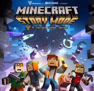 Minecraft: Story Mode Box Cover