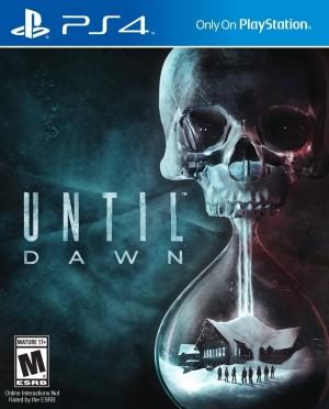 Until Dawn Box Cover