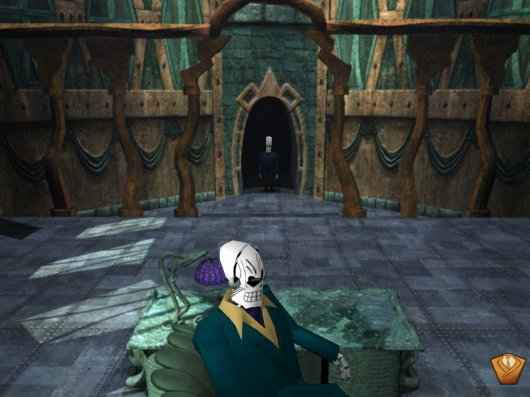 Screenshot for Grim Fandango Remastered 8