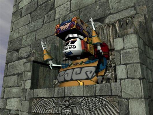 Screenshot for Grim Fandango Remastered 6