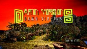 Damn Virgins Box Cover