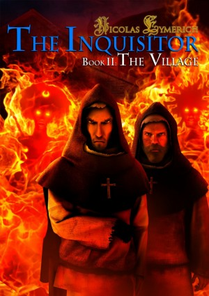 Nicolas Eymerich The Inquisitor: Book II - The Village Box Cover