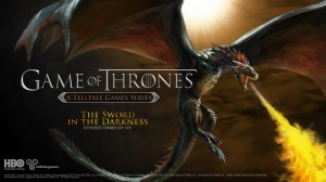 Game of Thrones: Episode Three - The Sword in the Darkness Box Cover