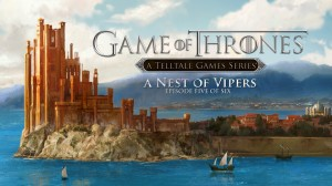 Game of Thrones: Episode Five - A Nest of Vipers Box Cover