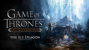 Game of Thrones: Episode Six - The Ice Dragon Box Cover