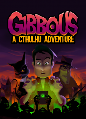 Gibbous: A Cthulhu Adventure Box Cover