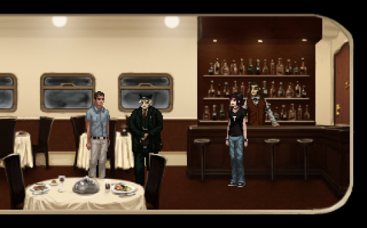 Screenshot for Charnel House Trilogy, The 1