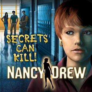 Nancy Drew: Secrets Can Kill - Remastered Box Cover