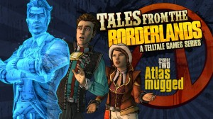 Tales from the Borderlands: Episode Two - Atlas Mugged Box Cover