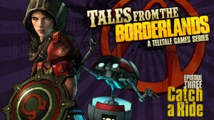 Tales from the Borderlands: Episode Three - Catch a Ride Box Cover