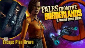 Tales from the Borderlands: Episode Four - Escape Plan Bravo Box Cover