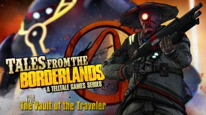 Tales from the Borderlands: Episode Five - The Vault of the Traveler Box Cover