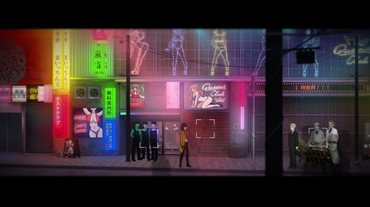 Screenshot for Tokyo Dark 2