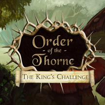 Order of the Thorne: The King's Challenge Box Cover