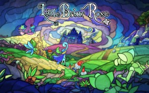 Little Briar Rose Box Cover
