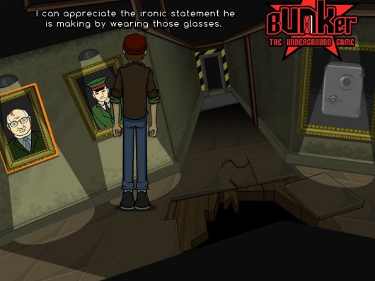 Screenshot for Bunker: The Underground Game 4