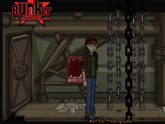 Screenshot for Bunker: The Underground Game 3