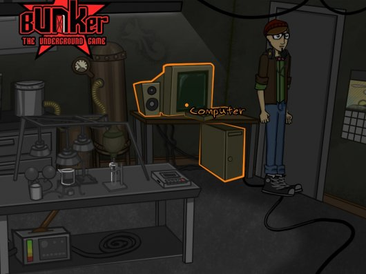 Screenshot for Bunker: The Underground Game 2