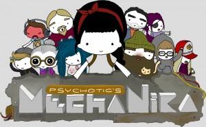 MechaNika Box Cover