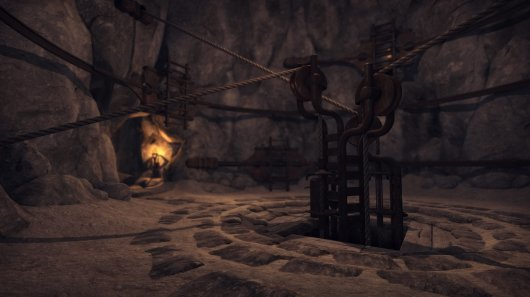 Screenshot for Quern: Undying Thoughts 5