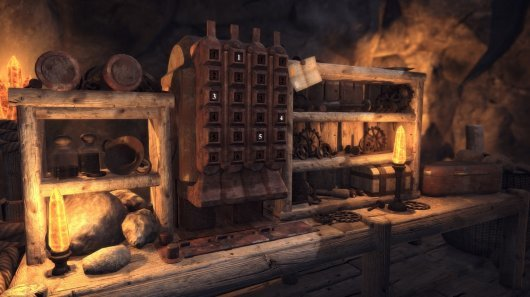 Screenshot for Quern: Undying Thoughts 4