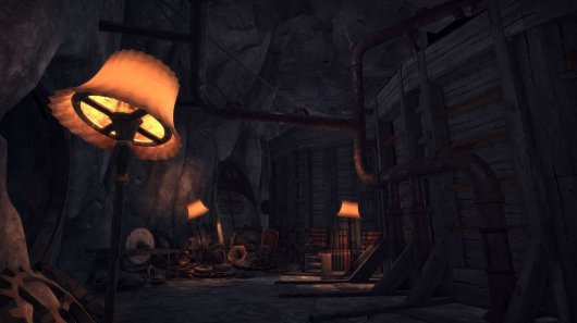 Screenshot for Quern: Undying Thoughts 2