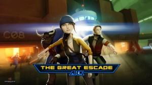 AR-K: Episode 3 - The Great Escape Box Cover