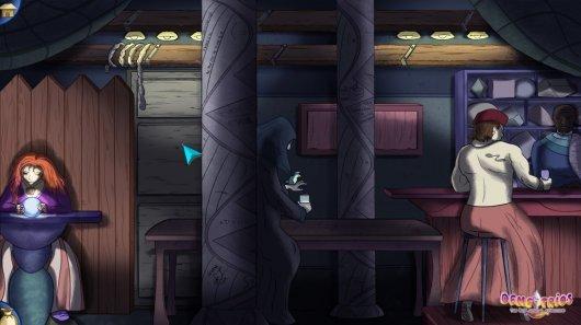 Screenshot for Demetrios: The BIG Cynical Adventure 6