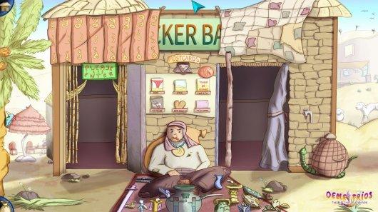Screenshot for Demetrios: The BIG Cynical Adventure 5