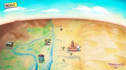 Screenshot for Demetrios: The BIG Cynical Adventure 3