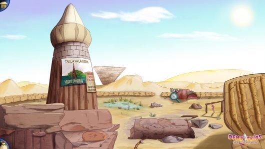 Screenshot for Demetrios: The BIG Cynical Adventure 1