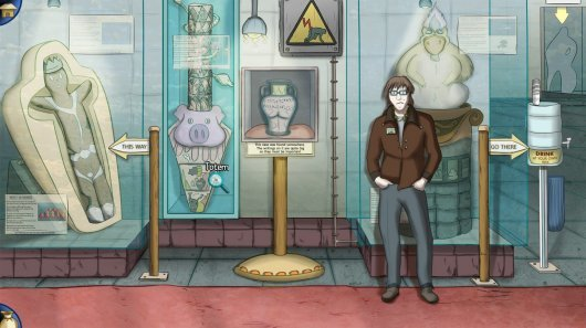 Screenshot for Demetrios: The BIG Cynical Adventure 2