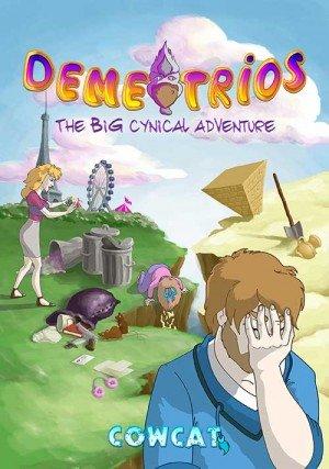Demetrios: The BIG Cynical Adventure Box Cover