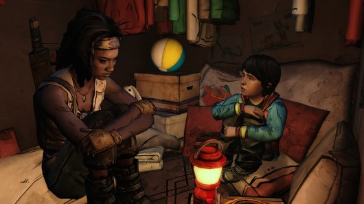 Screenshot for Walking Dead: Michonne, The 8